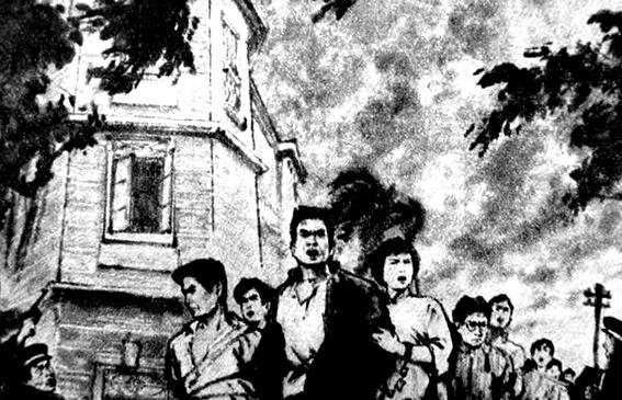 大革命女英烈.反革命大屠杀猛于酷刑的1927 -卞网图片